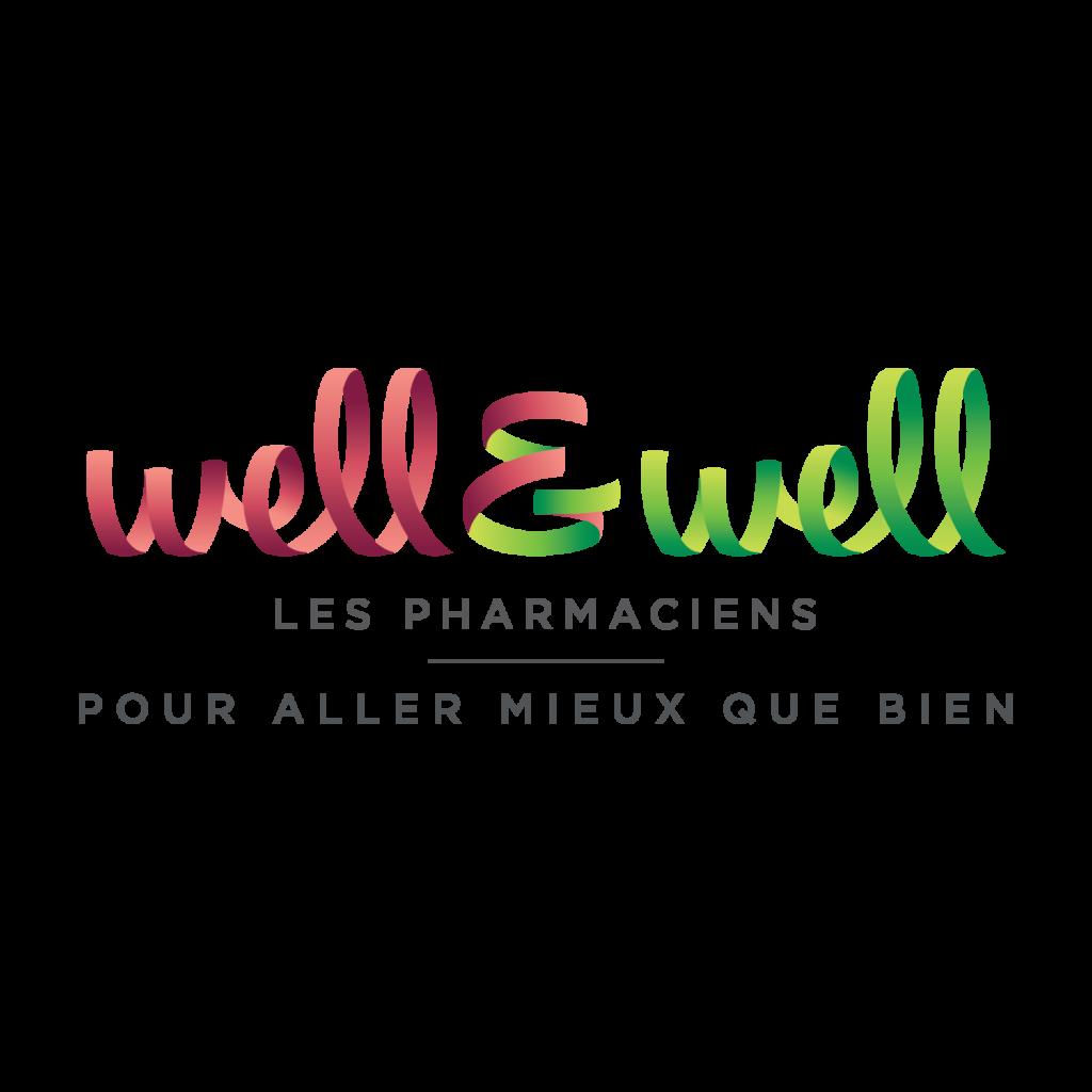 well&well logo